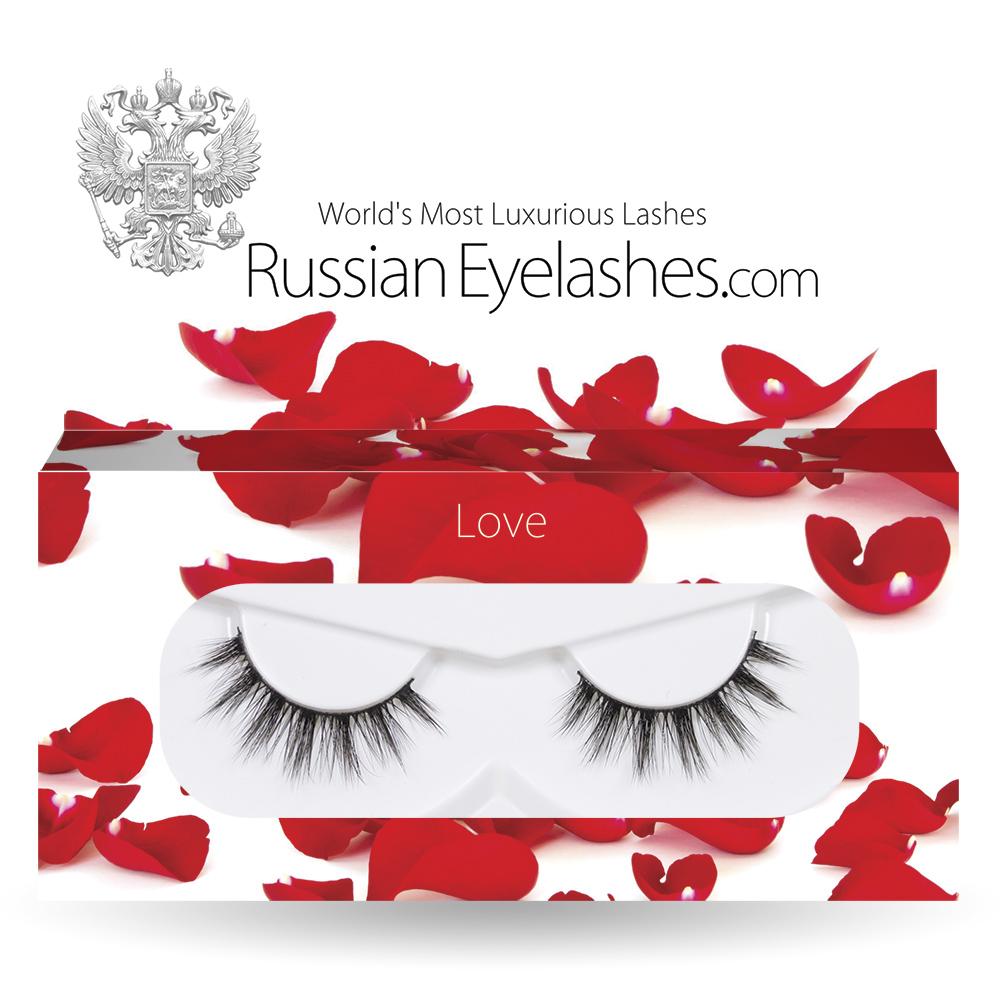 Russian Eyelashes Worlds Most Luxurious Lashes