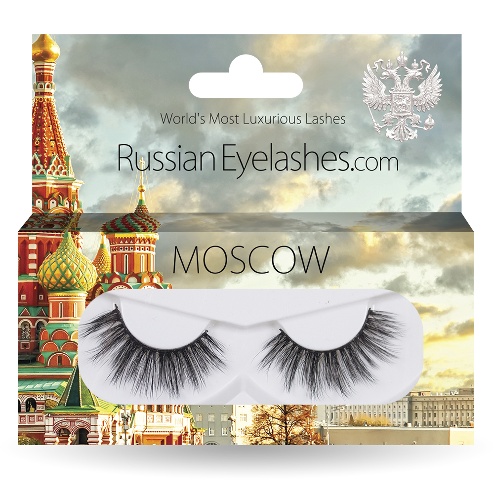 Russian Eyelashes Moscow